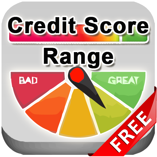 Credit Score Range LOGO-APP點子