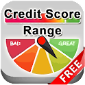 Credit Score Range icon