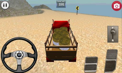 Truck Speed Roads 3D