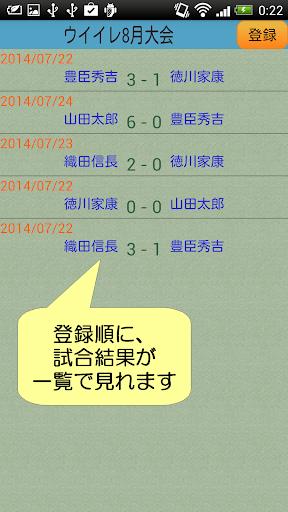 玩娛樂App|サッカー試合管理マネージャー(サッカーゲームなどの勝ち点計算免費|APP試玩