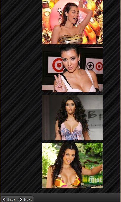 Kim Kardashian wallpapers - screenshot