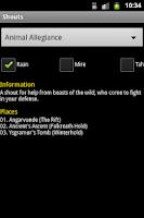Screenshot of ESV: Skyrim