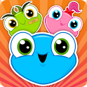 Gomimi - Cute Talking Monsters icon