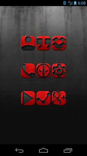 MERCENARY - Icon Pack