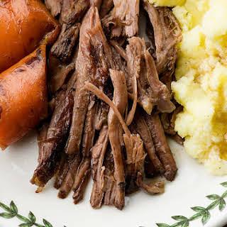 Shredded Beef Pot Roast Recipes.