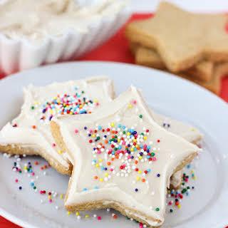 The Best Almond Flour Sugar Cookies {Gluten-Free, Grain-Free}.