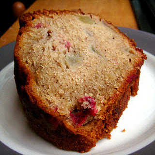 Pear Cranberry Cake