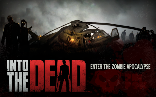Into the Dead v1.9 [Unlimited Gold/Bullet/Unlock]