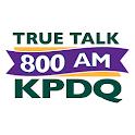 800 AM KPDQ logo