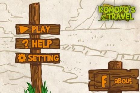 Komodo's Travel- screenshot thumbnail