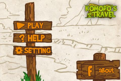 Komodo's Travel- screenshot