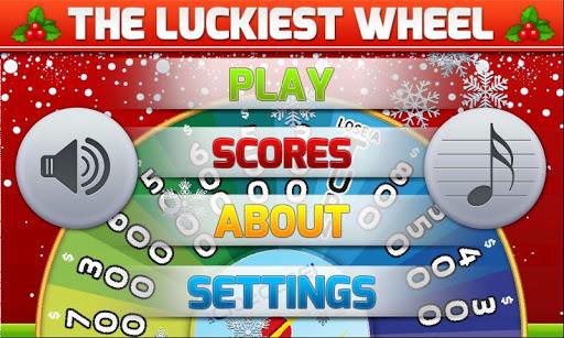 玩免費休閒APP|下載Luckiest Wheel Christmas app不用錢|硬是要APP