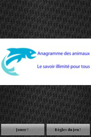 Anagramme des animaux Payant