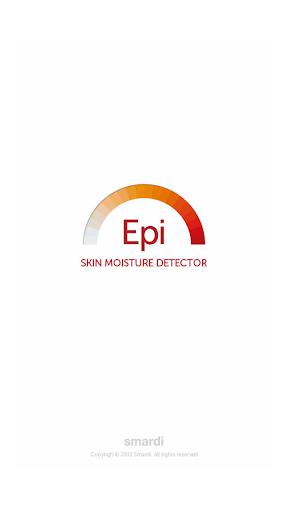 Epi 皮膚水分測試器