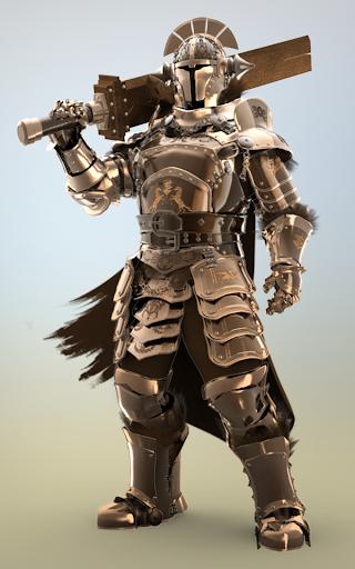 Figuromo :守騎士