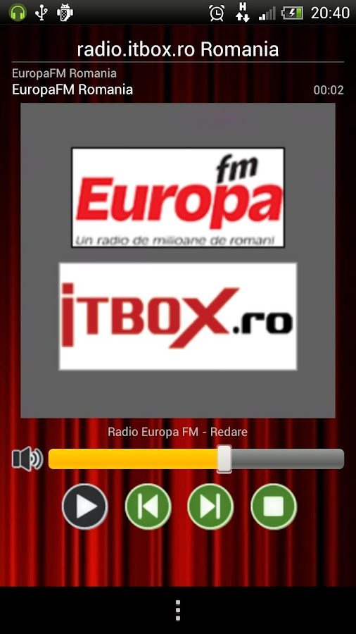 Radio Live itbox.ro - Android Apps on Google Play
