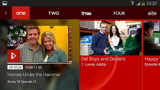 BBC iPlayer Screenshot 33