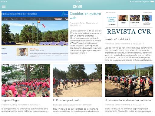 【免費教育App】CNSR-APP點子