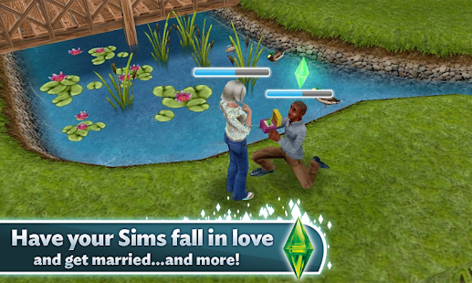 The Sims™ FreePlay Screenshot 18