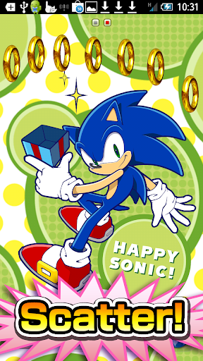 Happy Sonic! Live Wallpaper for PC