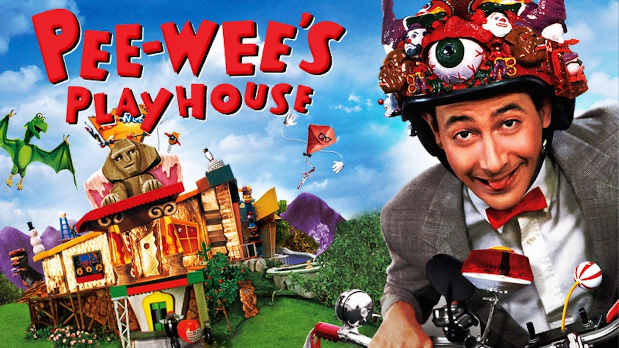 Download episodes of pee wees playhouse opinion you