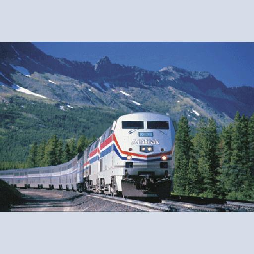 Amtrak mobile launcher