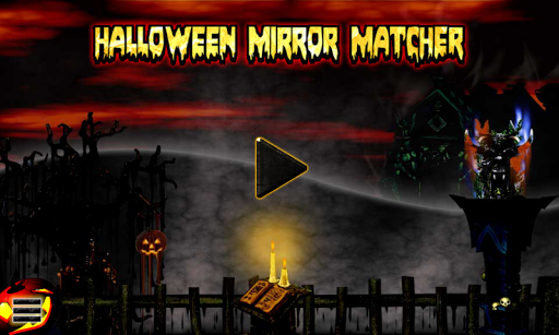 Halloween Mirror Matcher