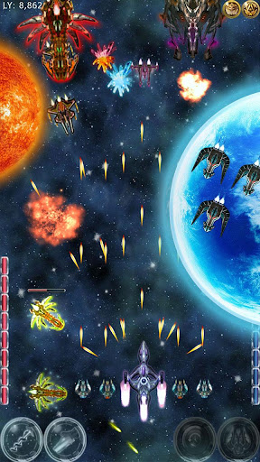 Galaxy Shooter HD Space War