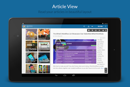 News+ | Google News RSS Reader v2.0.0
