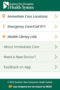 Immediate Care - screenshot thumbnail