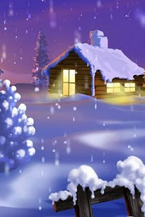 3D Snow Wallpapers - screenshot thumbnail