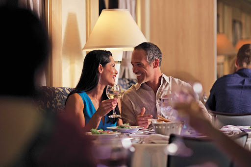 Celebrity_Xpedition_dining - Share your experience on Celebrity Xpedition with someone special as you cruise to a memorable destination.