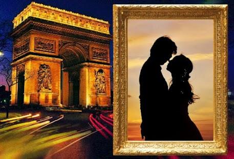 Paris Photo Frames screenshot