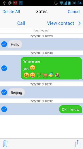 iMessage - Emoji Simple Fast