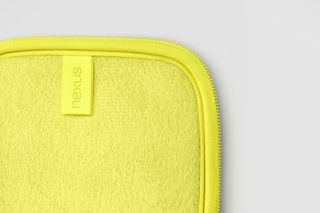 Nexus 7 Sleeve - Bright Yellow - screenshot thumbnail