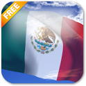 3D Mexico Flag Live Wallpaper icon