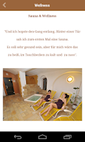 Screenshot of Hotel Wenzels Hof