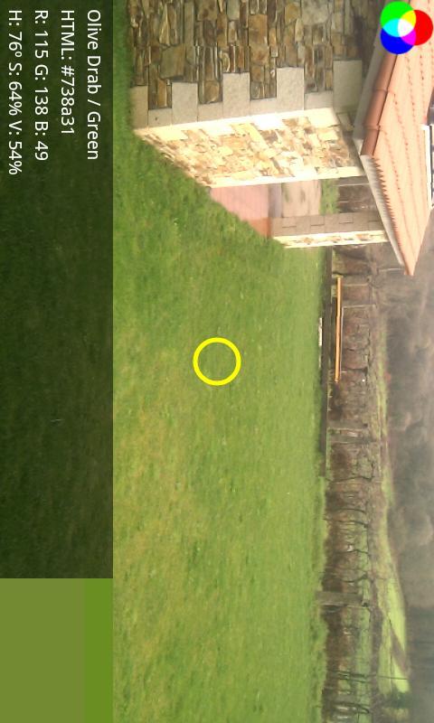 Color Detector- screenshot