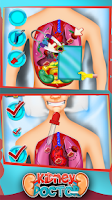 Screenshot of Kidney Doctor - Surgery Game
