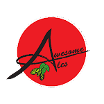 Logo of Awesome Ales Everything Was Beautiful Cherry Wit With Plum