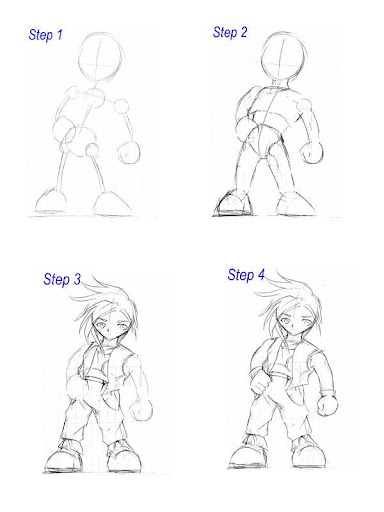How to Draw Manga Basic
