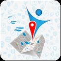 GPS 追跡 icon