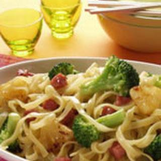 Bamisalade Met Broccoli En Spekjes