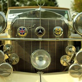 Excalibur by Rick Touhey - Transportation Other ( excalibur, classic car, rare car,  )