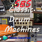 Classic Drum Machines Caustic