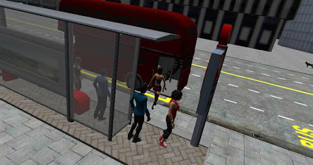 London City Bus Driving 3D 1.0 screenshot 641732