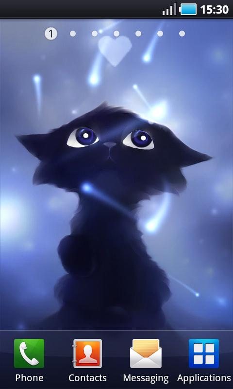Yin The Black Cat- screenshot