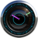 CALAIDEON Laser Clock Widget icon