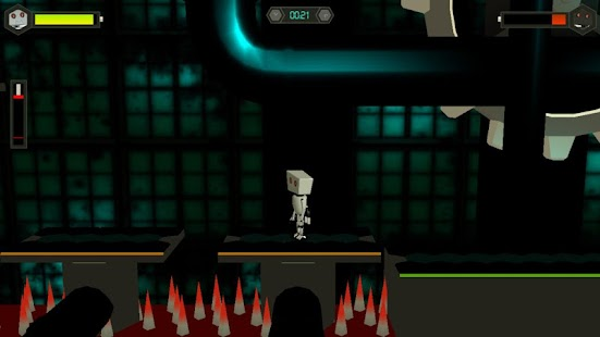Twin Robots. Screenshot 9