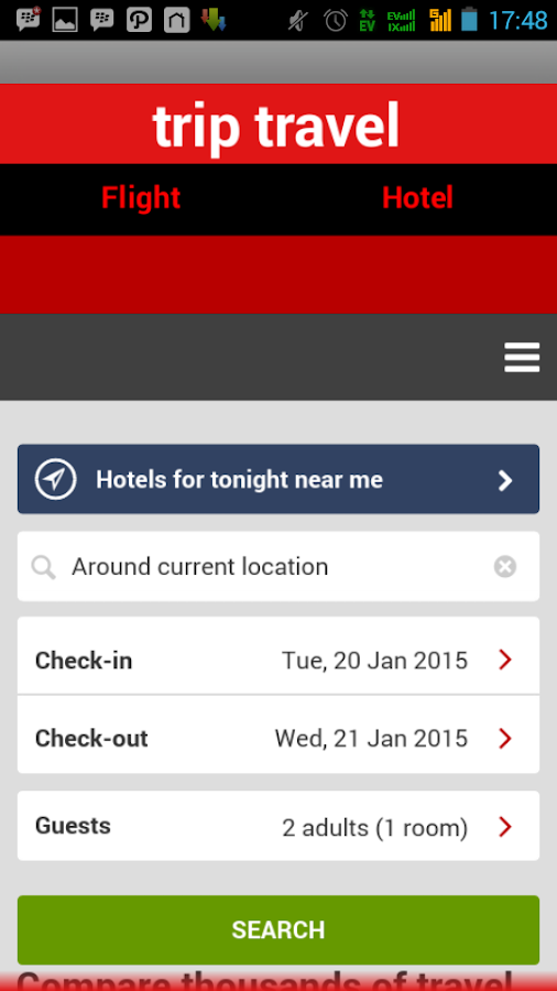 Booking Flight Amp Hotel Android Apps On Google Play